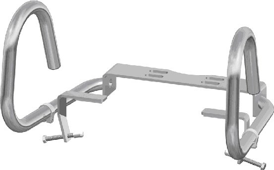3 in 1 Support Rail System